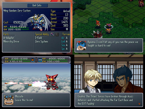alpha gaiden translated