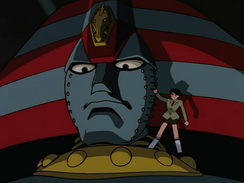 The sheer peril of it... Daisaku wins for this alone.