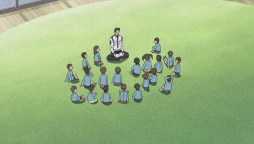 Tezuka, gentle giant