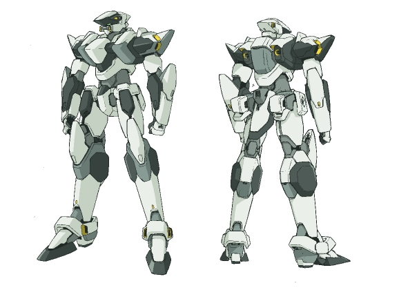 A picture of the ARX-007 Arbalest