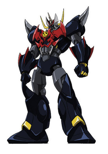 A picture of Mazinkaiser SKL