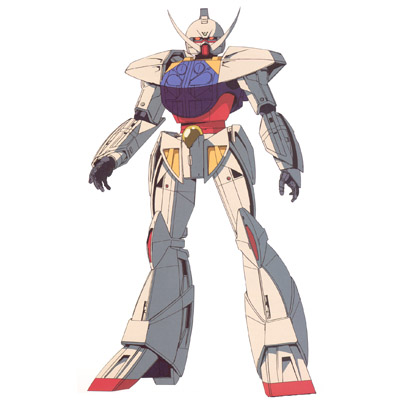 A picture of Turn A Gundam