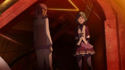 Megumi and Youko (Sae)